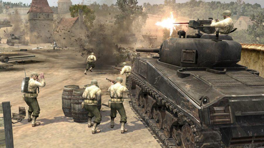 best world war 2 tank game