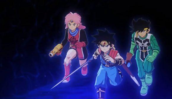 Gameplay from Dragon Quest: The Adventure of Dai – Tamashii no Kizuna