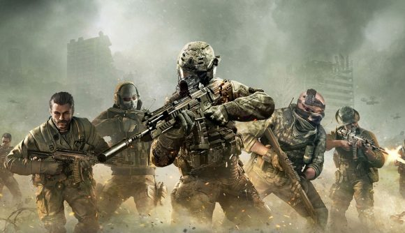 Call of Duty: Mobile soldiers