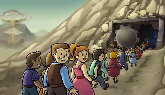 Fallout Shelter Online vault dwellers
