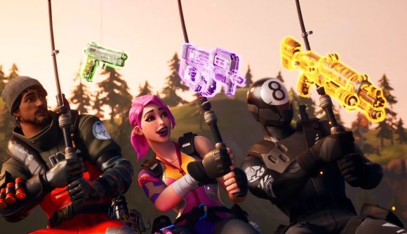 What's happening in Fortnite Chapter 2 on mobile