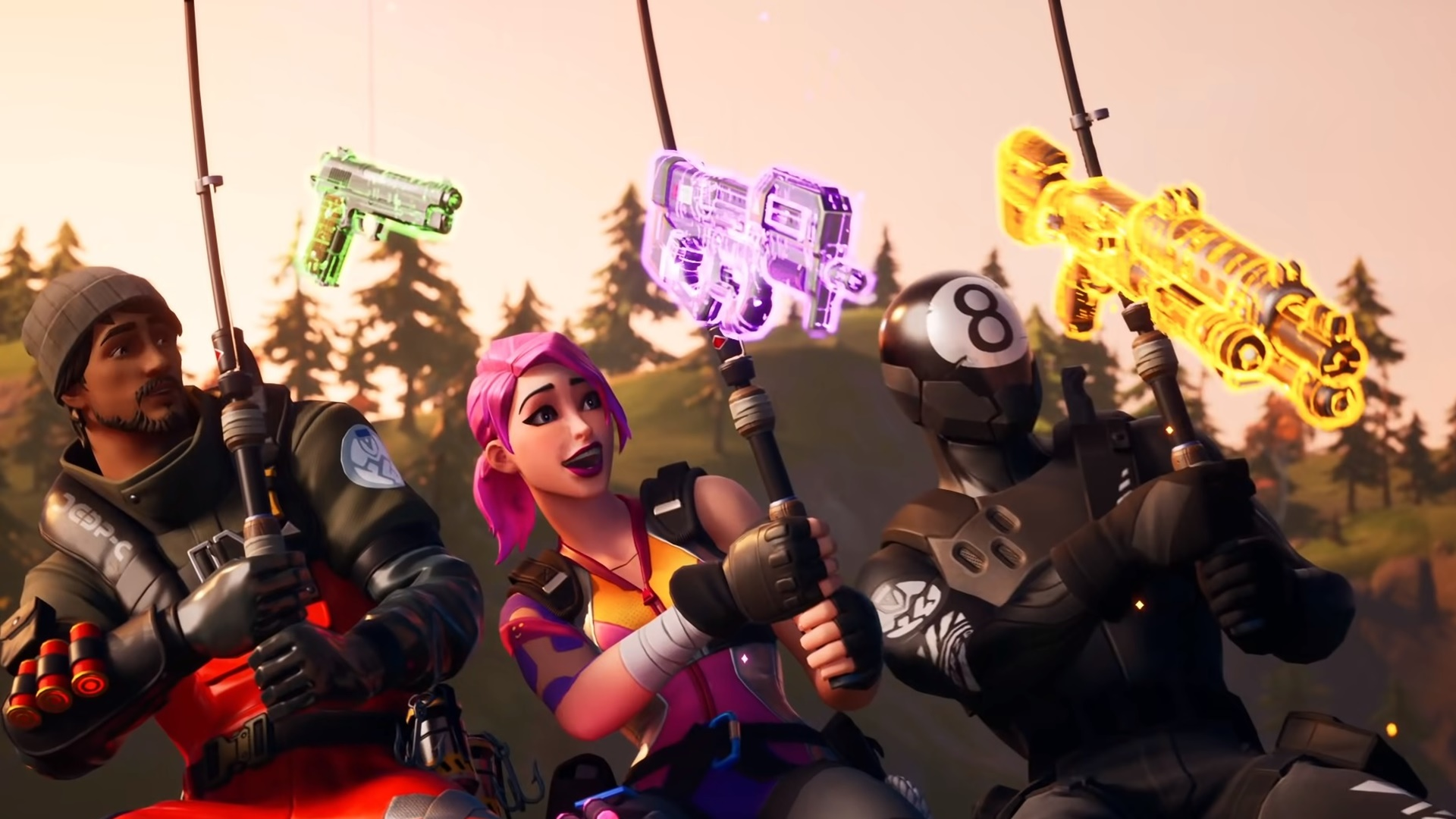 Fortnite chapter 2: everything you need to know | Pocket ...
