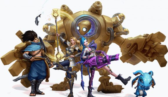 League of Legends: Wild Rift champions list