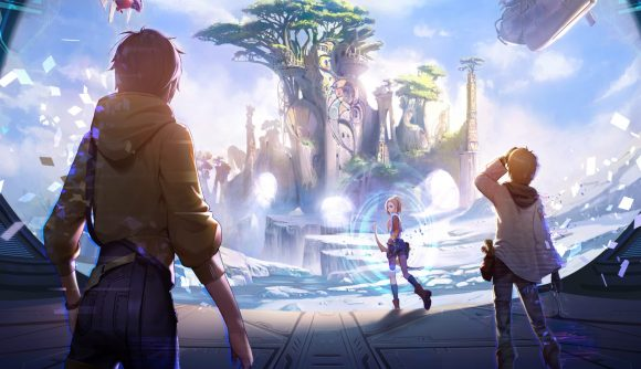 Best Mobile Rpg 2021 Noah's Heart is a gorgeous open world MMORPG coming in 2021