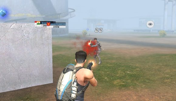 Rules of Survival players going head-to-head