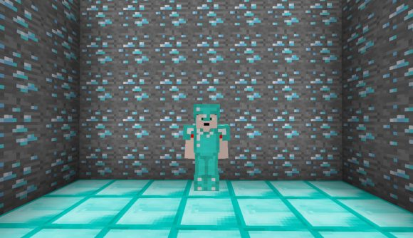 Minecraft diamonds: top tips to help you get them