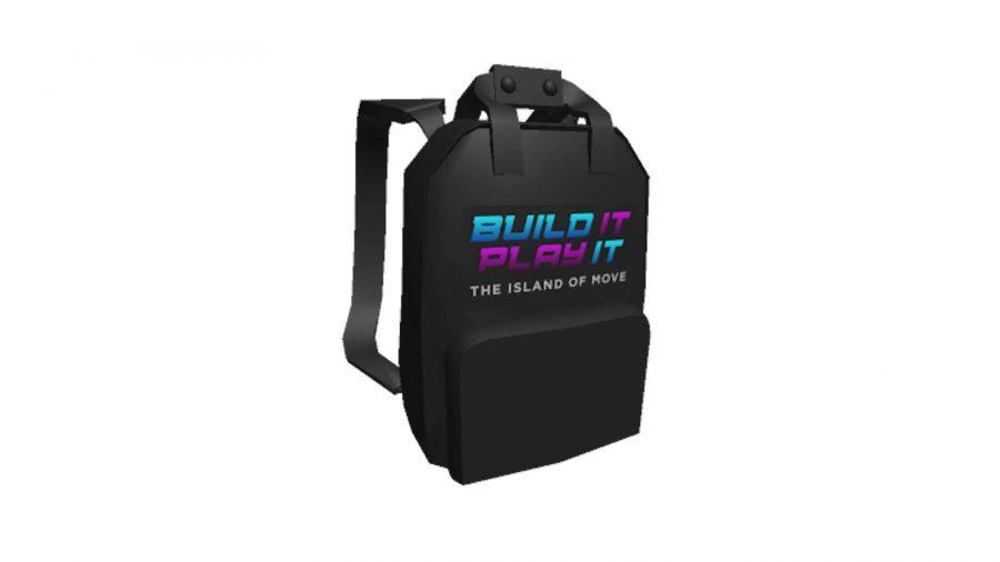 Бесплатные рюкзаки Roblox