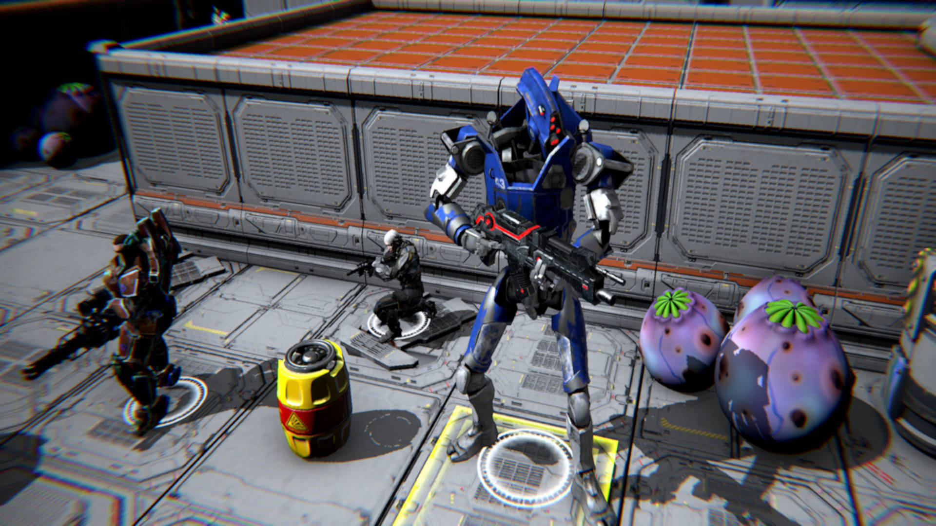 XCOM-like Hyena Squad from Wave Light Games is out today
