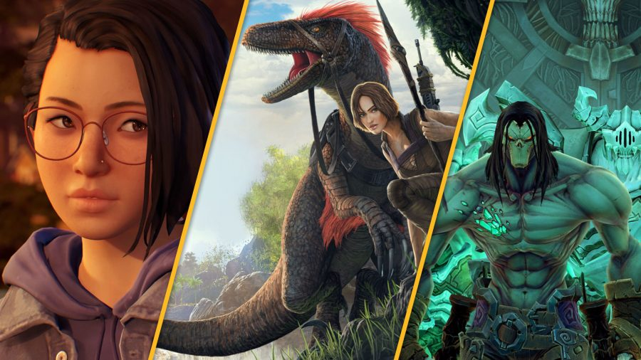 Life is Strange, Ark Survival, and Darksiders 2 - three of the latest Stadia Games this September