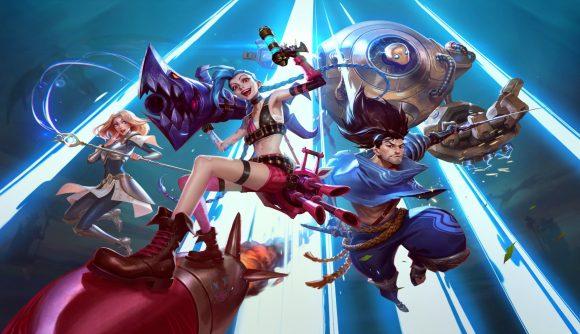 League of Legends: Wild Rift characters