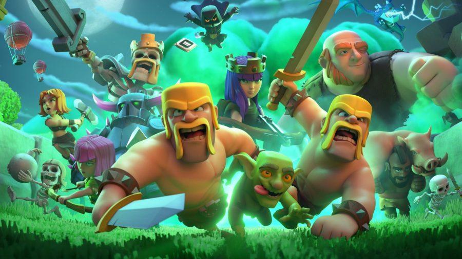 Clash Of Clans Update Optional Update Pocket Tactics
