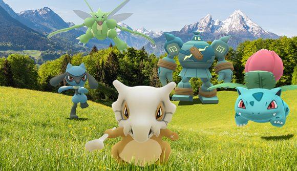 Pokémon Go event – November Community Days