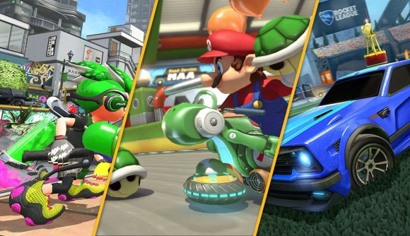 The best Nintendo Switch multiplayer games