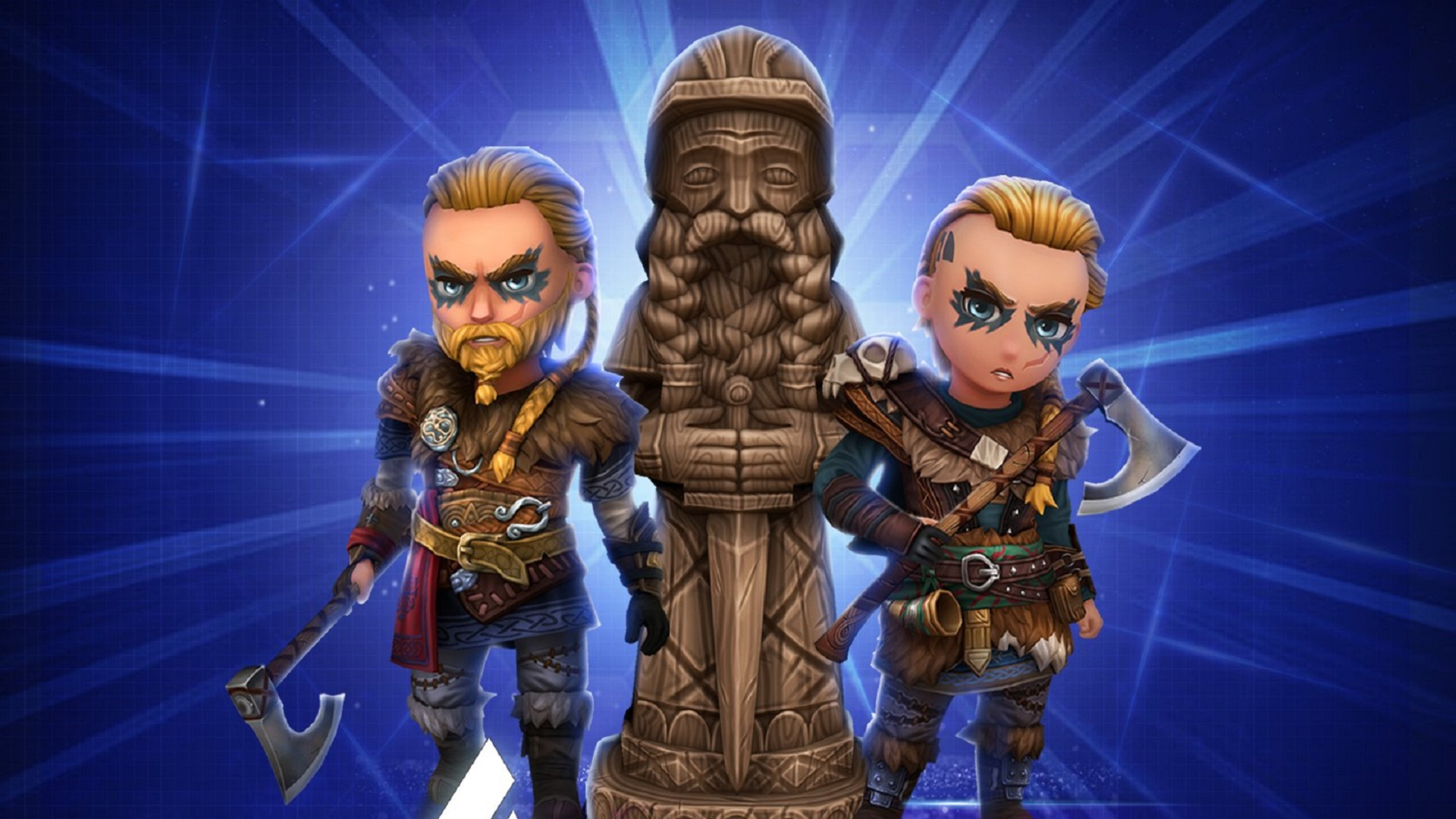 Valhalla Comes To Mobile As Eivor Joins Assassin S Creed Rebellion Pocket Tactics