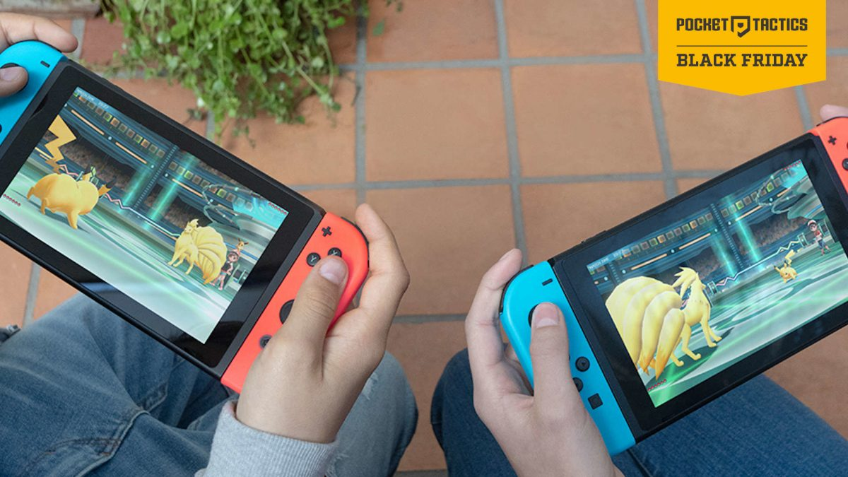 Amazon Leads Black Friday Deals With A Sizzling Nintendo Switch Bundle Pocket Tactics