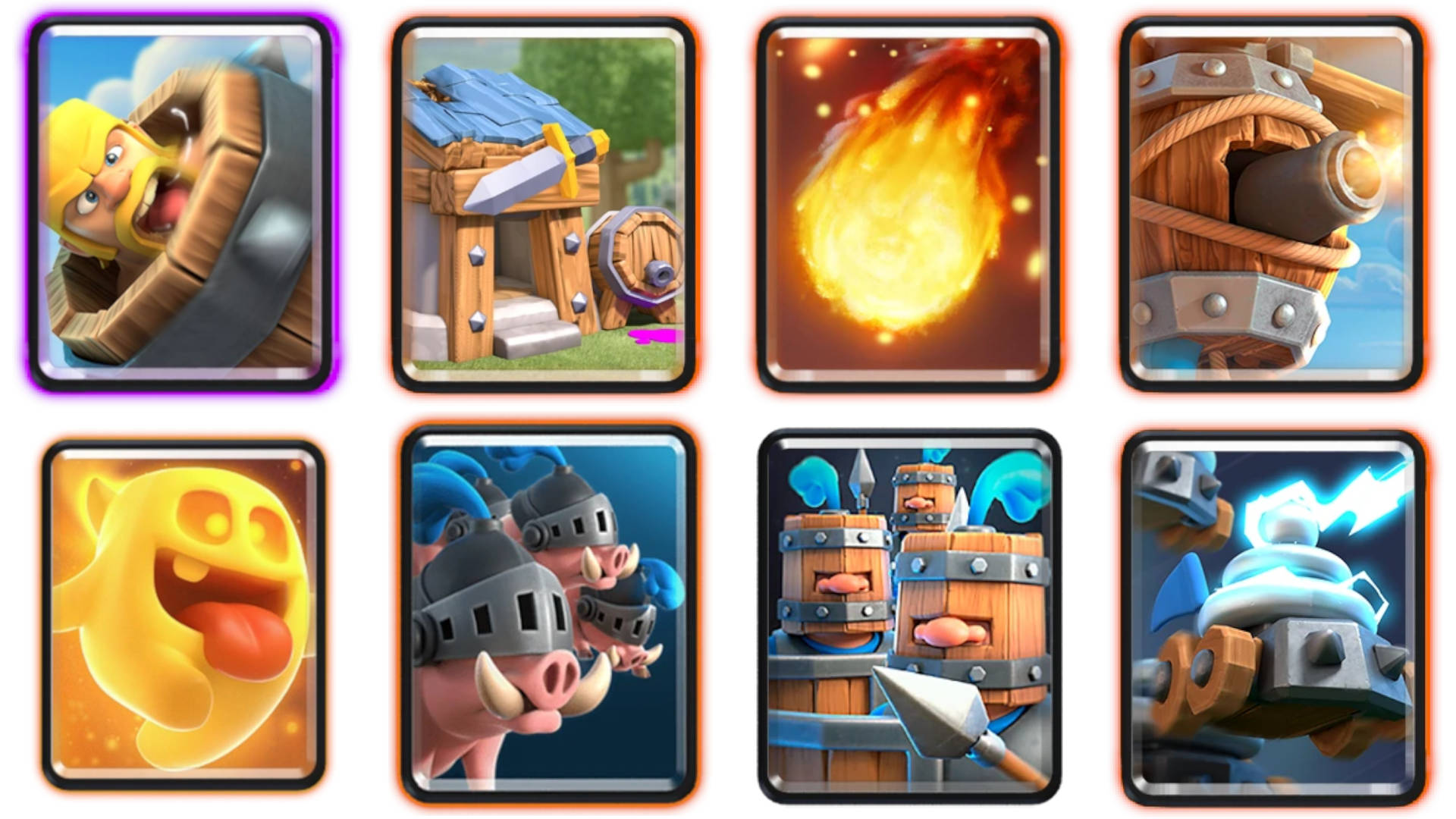 Clash Royale Decks All Of The Best Picks Pocket Tactics Track your stats, see your upcoming chests, find the best decks in this clash royale fan created site. clash royale decks all of the best