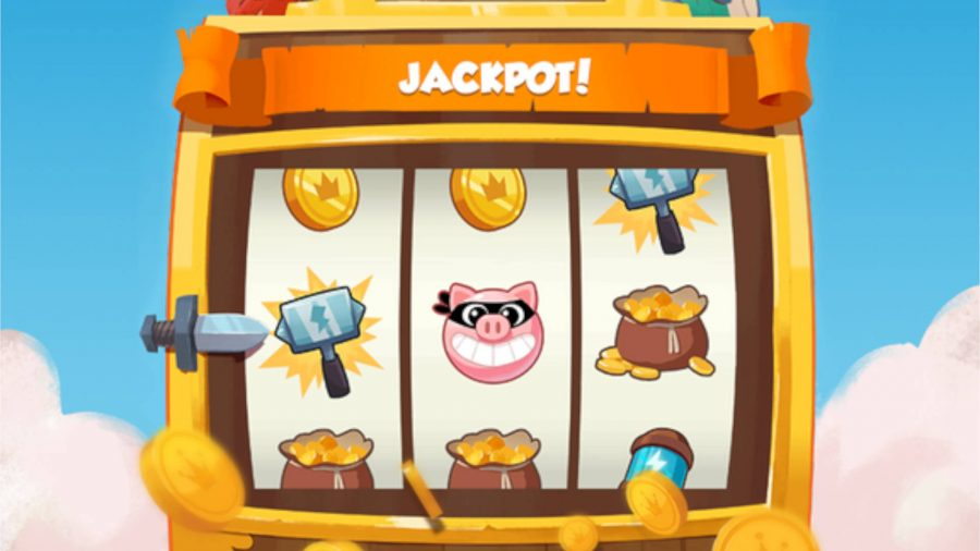 Coin Master free spins jackpot