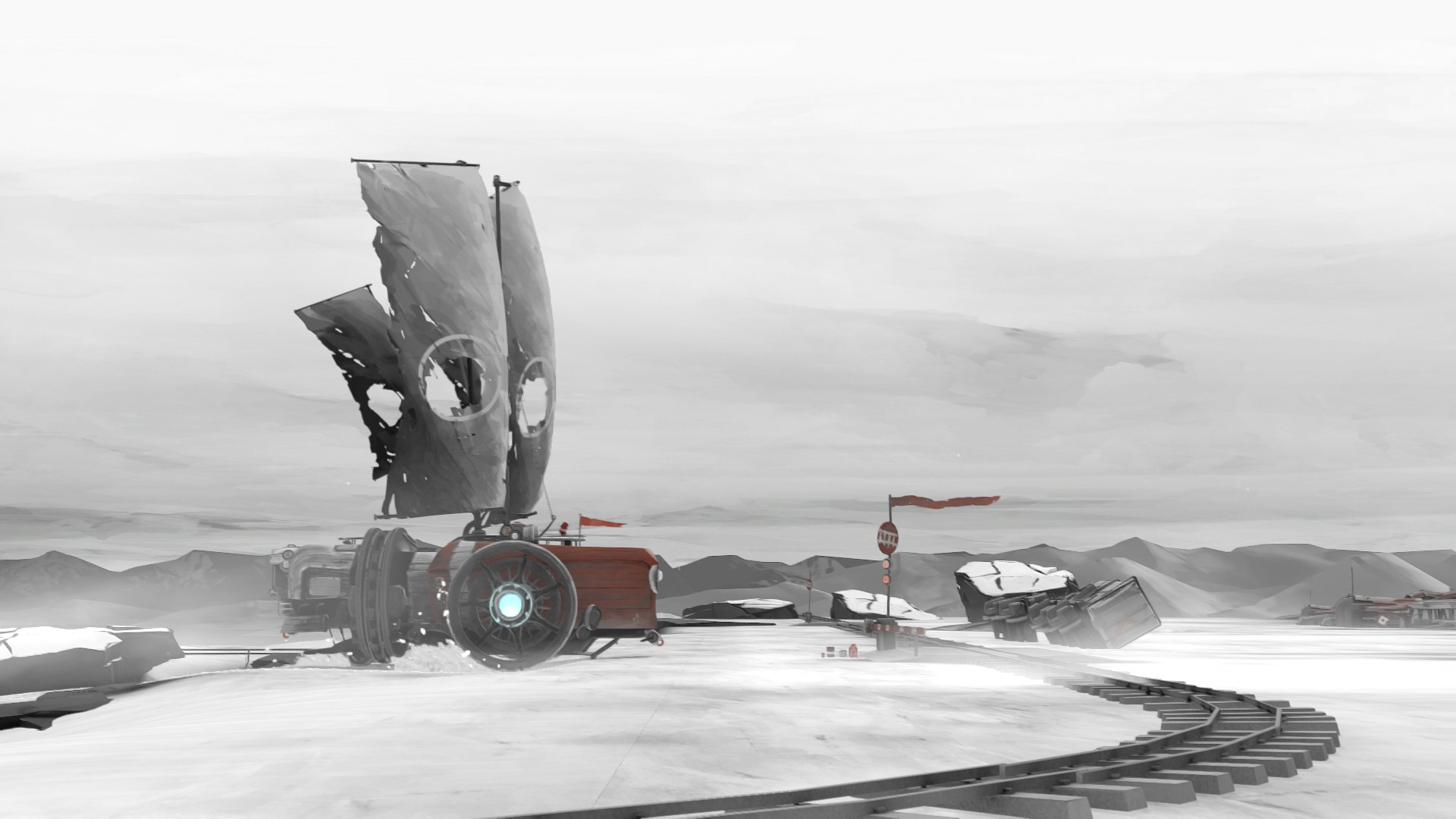 Win a free copy of side-scrolling vehicular adventure, Far: Lone Sails!