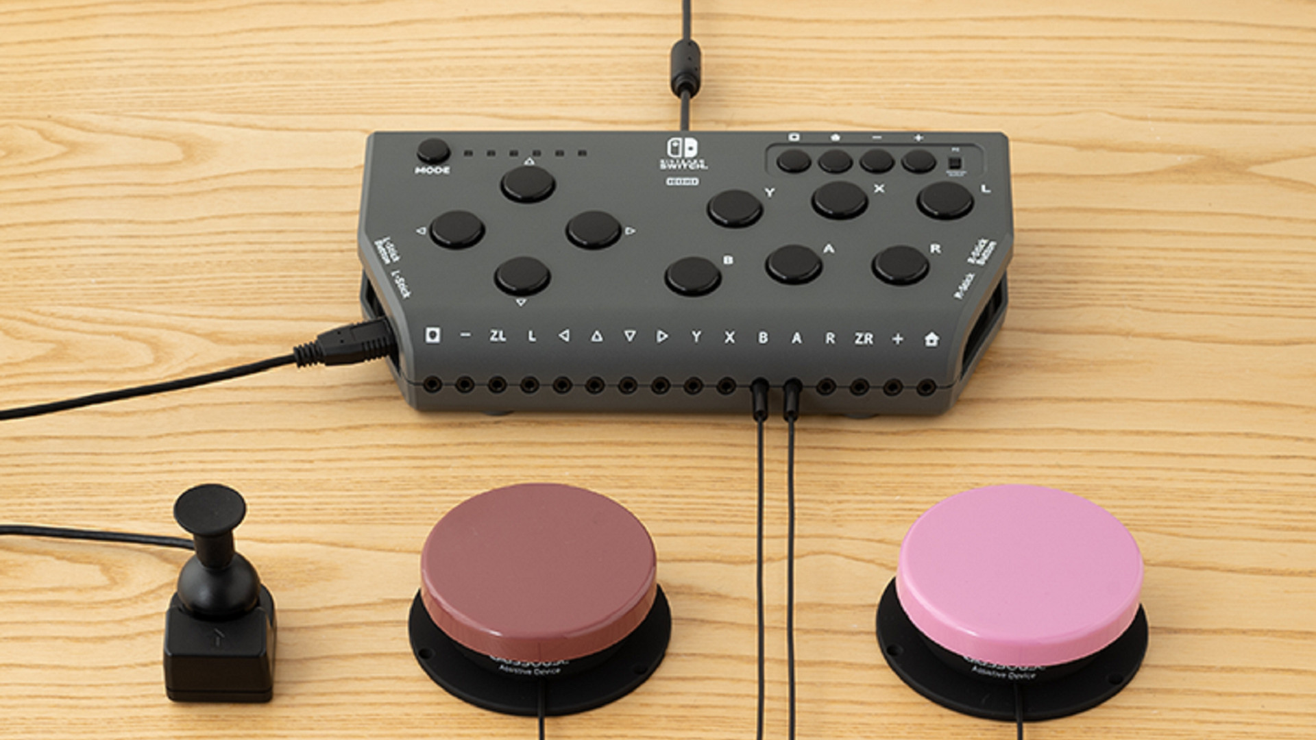 Hori Flex controller improves accessibility for disabled Nintendo Switch players