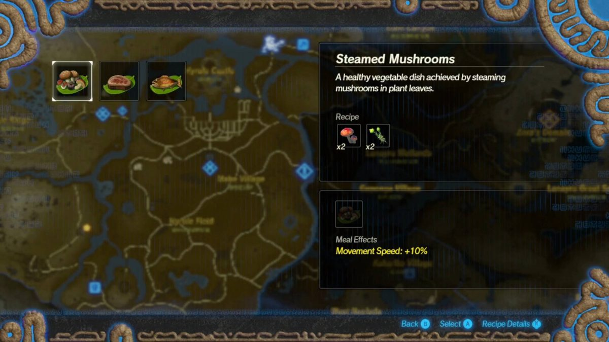 How To Cook Every One Of Hyrule Warriors Age Of Calamity Recipes Pocket Tactics