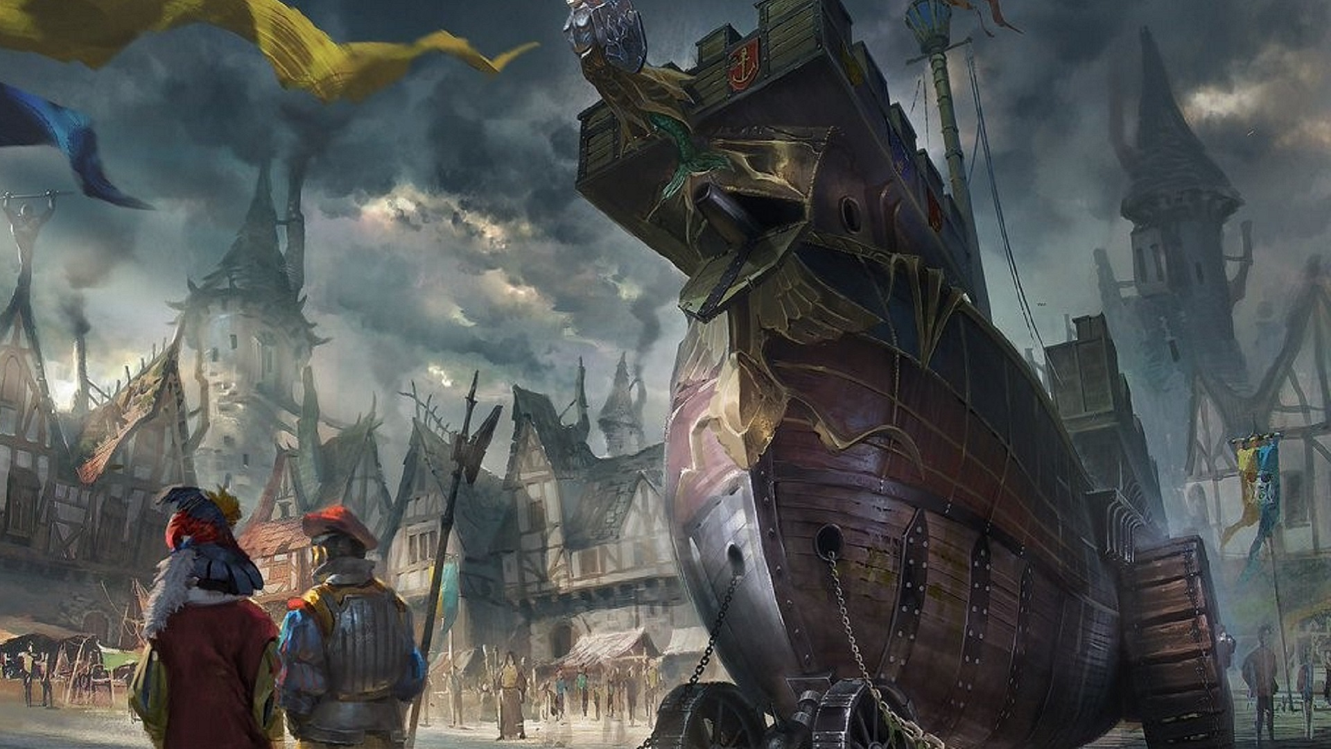 Mobile MMORPG Warhammer: Odyssey's new trailer is a call for heroes