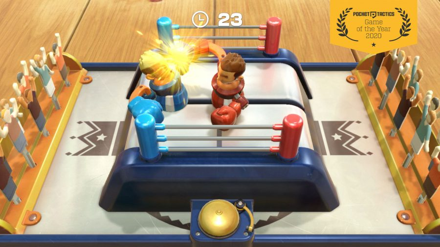 Boxing in 51 Worldwide Games on Switch
