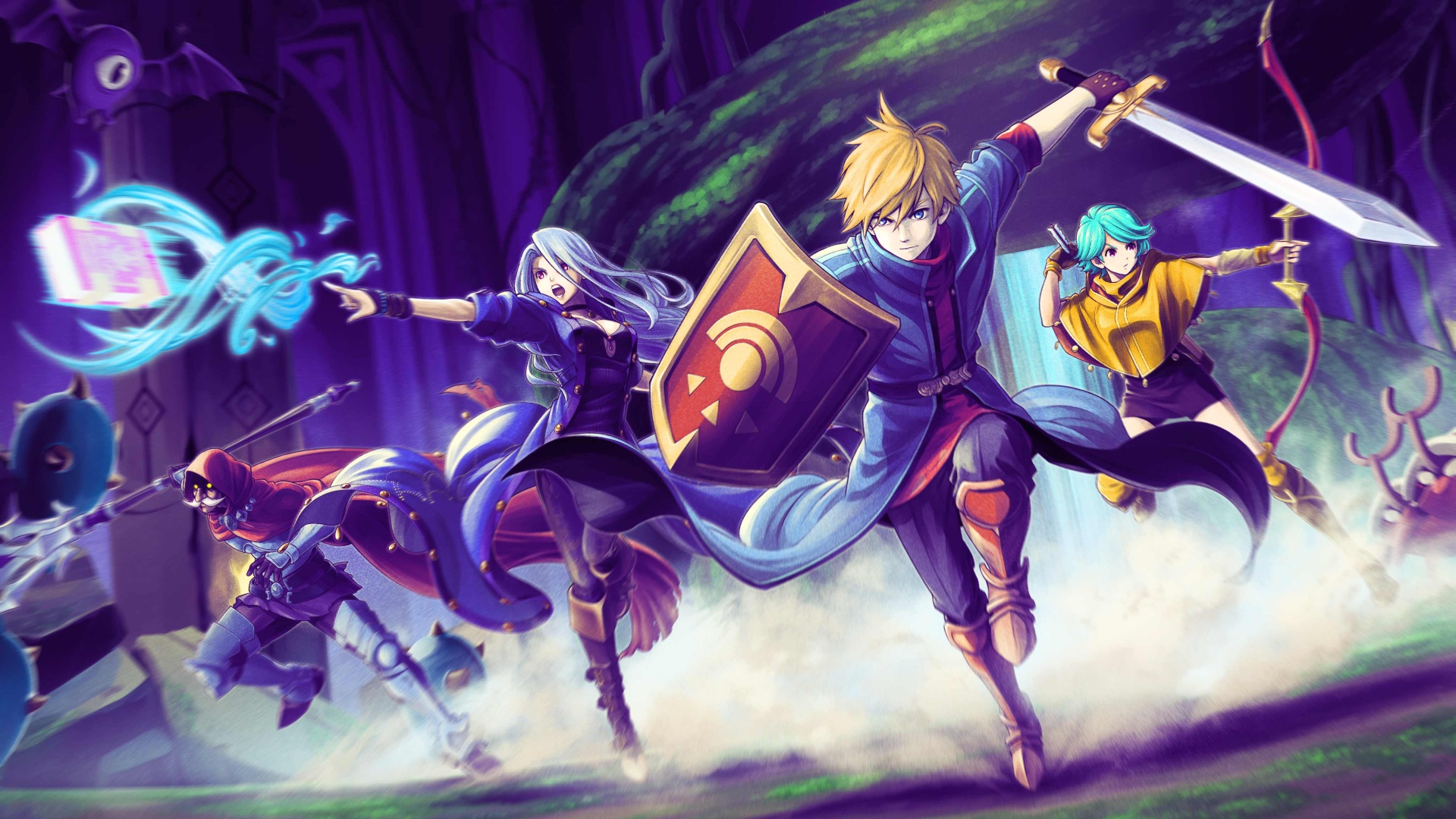 Oceanhorn: Chronos Dungeon is a co-op adventure coming to Apple Arcade