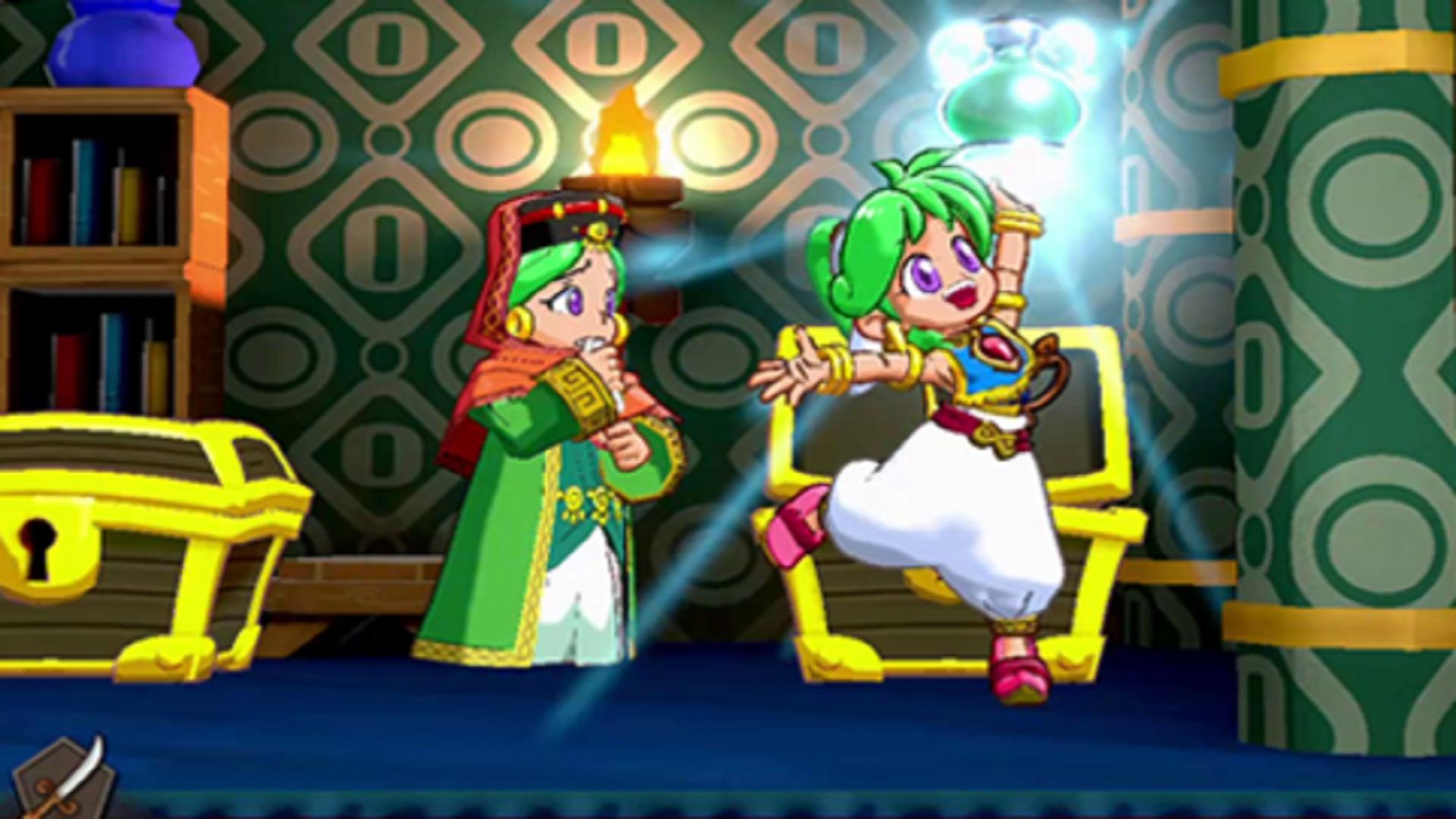 Wonder Boy: Asha in Monster World receives a brand new trailer   Pocket Tactics