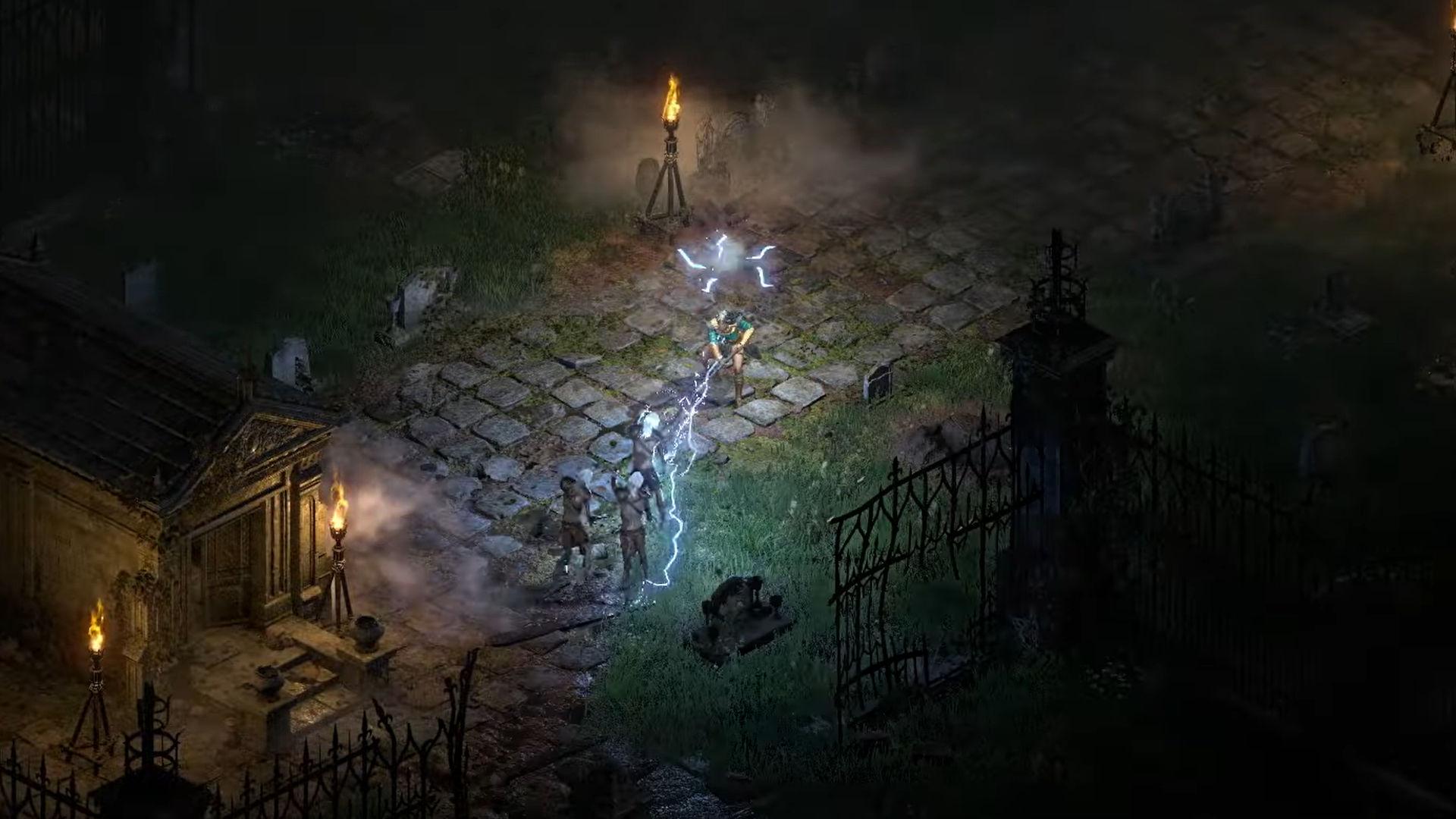 diablo 2 resurrected is coming to nintendo switch
