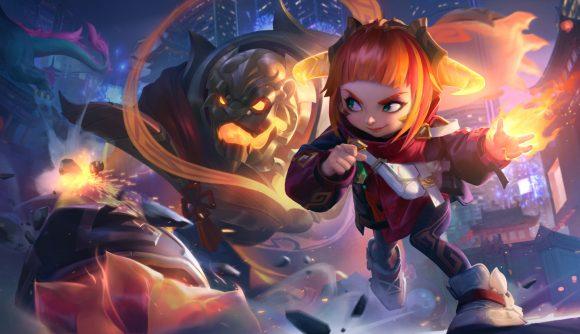 League of Legends: Wild Rift Annie character