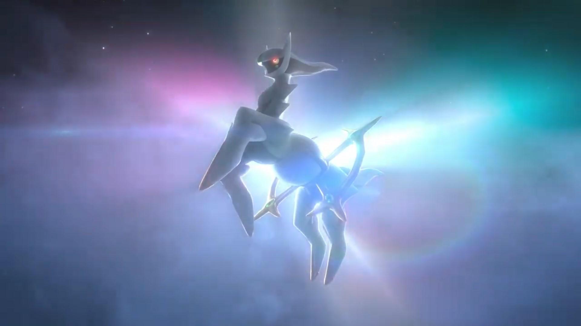 Game Freak announces the Zelda: Breath of the Wild-like Pokémon Legends Arceus