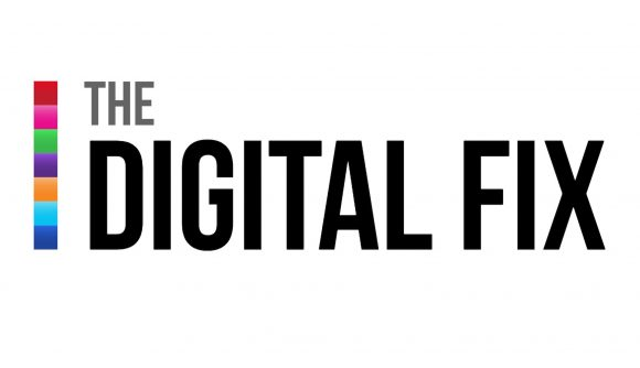 The official logo for The Digital Fix