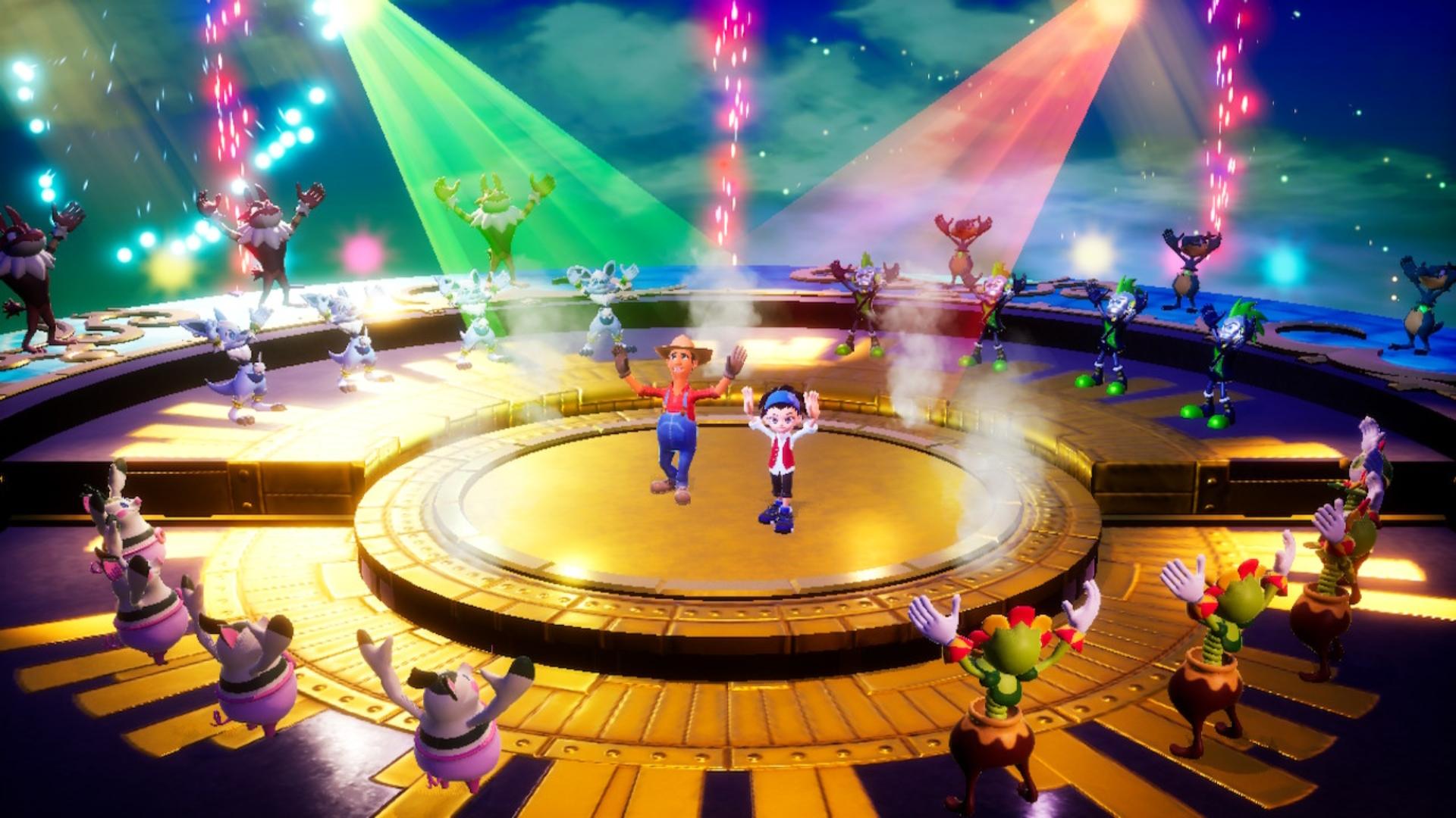 Balan Wonderworld Switch review – an otherworldly disaster | Pocket Tactics