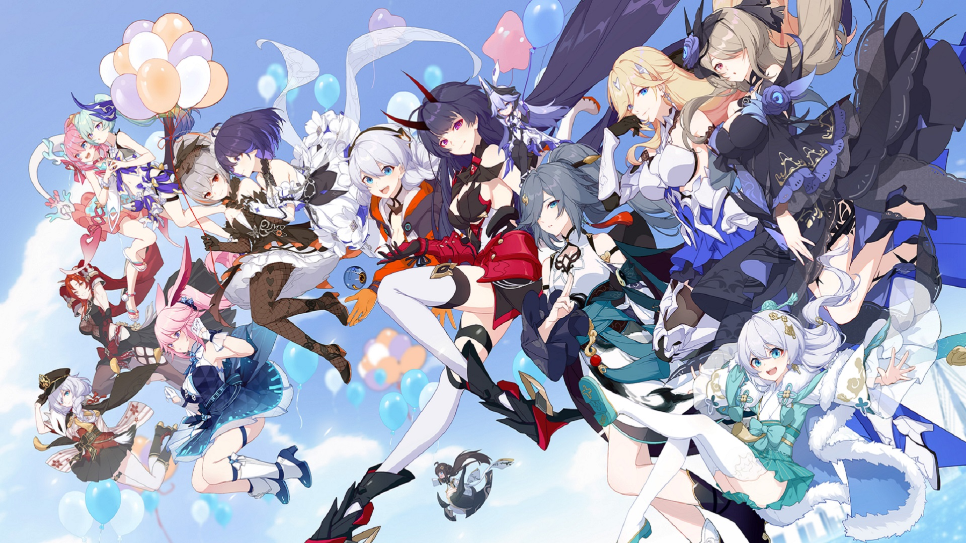 Honkai Impact characters – every Valkyrie listed