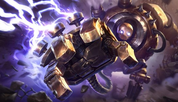 League of Legends: Wild Rift Blitzcrank build – abilities, items, runes, and spells