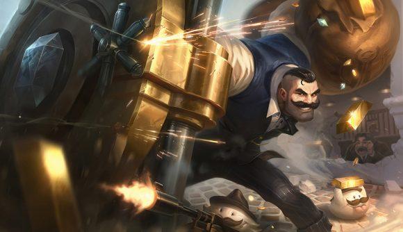 League of Legends: Wild Rift Braum build – abilities, items, runes, and spells