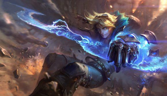 League of Legends: Wild Rift Ezreal build – abilities, items, runes, and spells