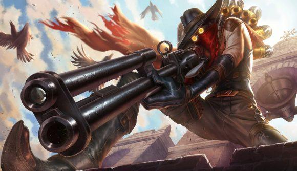 League of Legends: Wild Rift Jhin build – abilities, items, runes, and spells