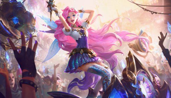 League of Legends: Wild Rift Seraphine build – abilities, items, runes, and spells