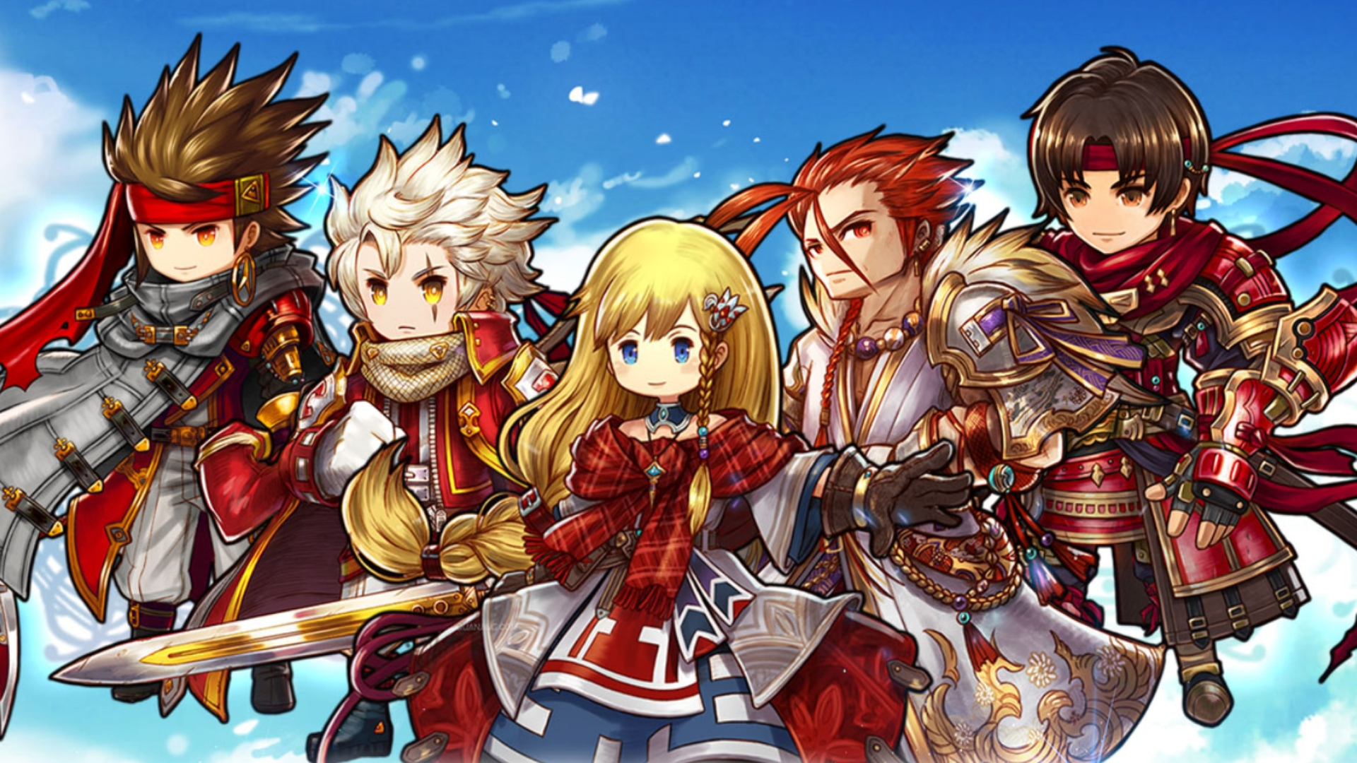 Strategy RPG Arc the Lad R brings the legendary tactics series to mobile