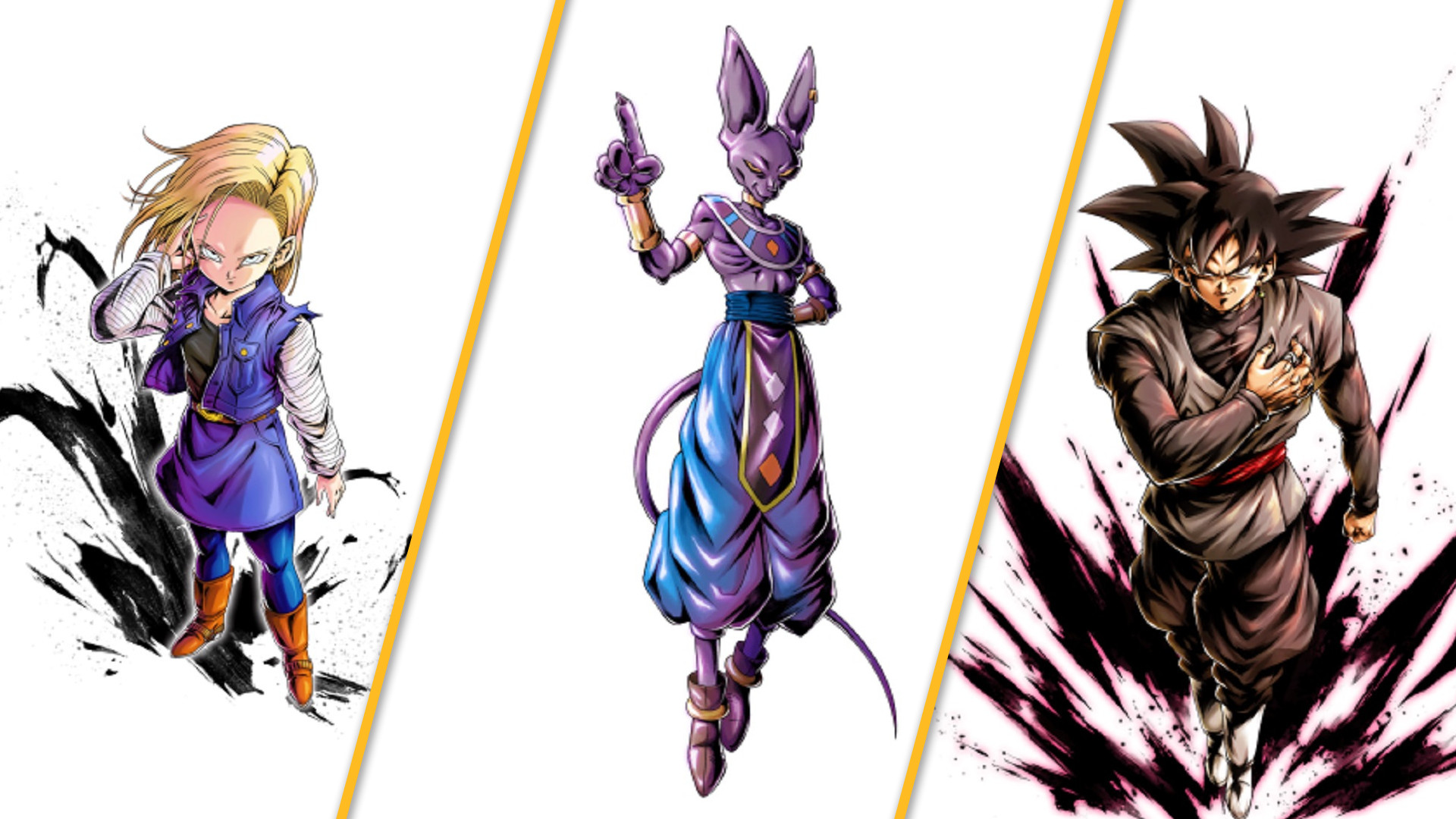 Dragon Ball Legends tier list – every character ranked