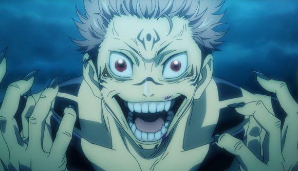 A demon from Jujutsu Kaisen