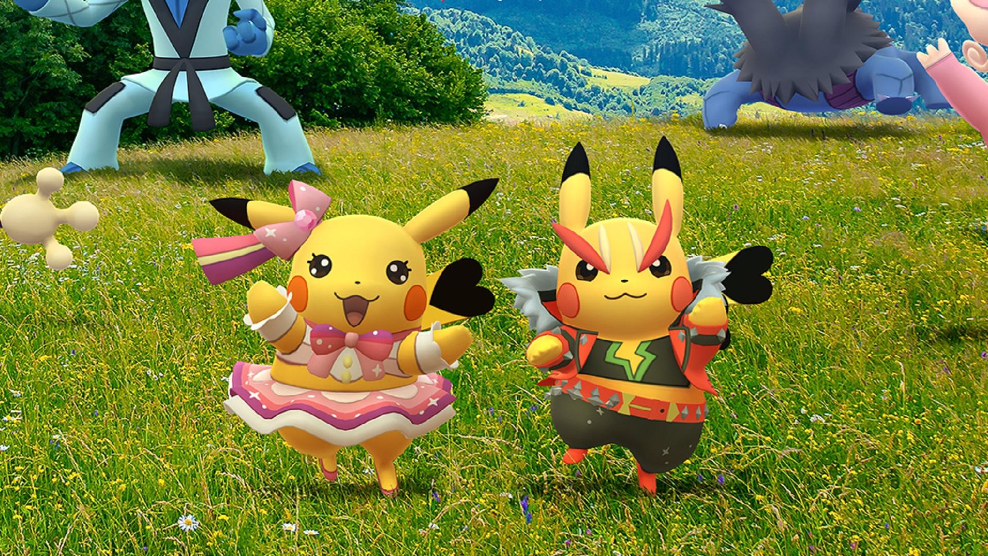 Pokémon Go event – fifth anniversary celebrations | Pocket Tactics