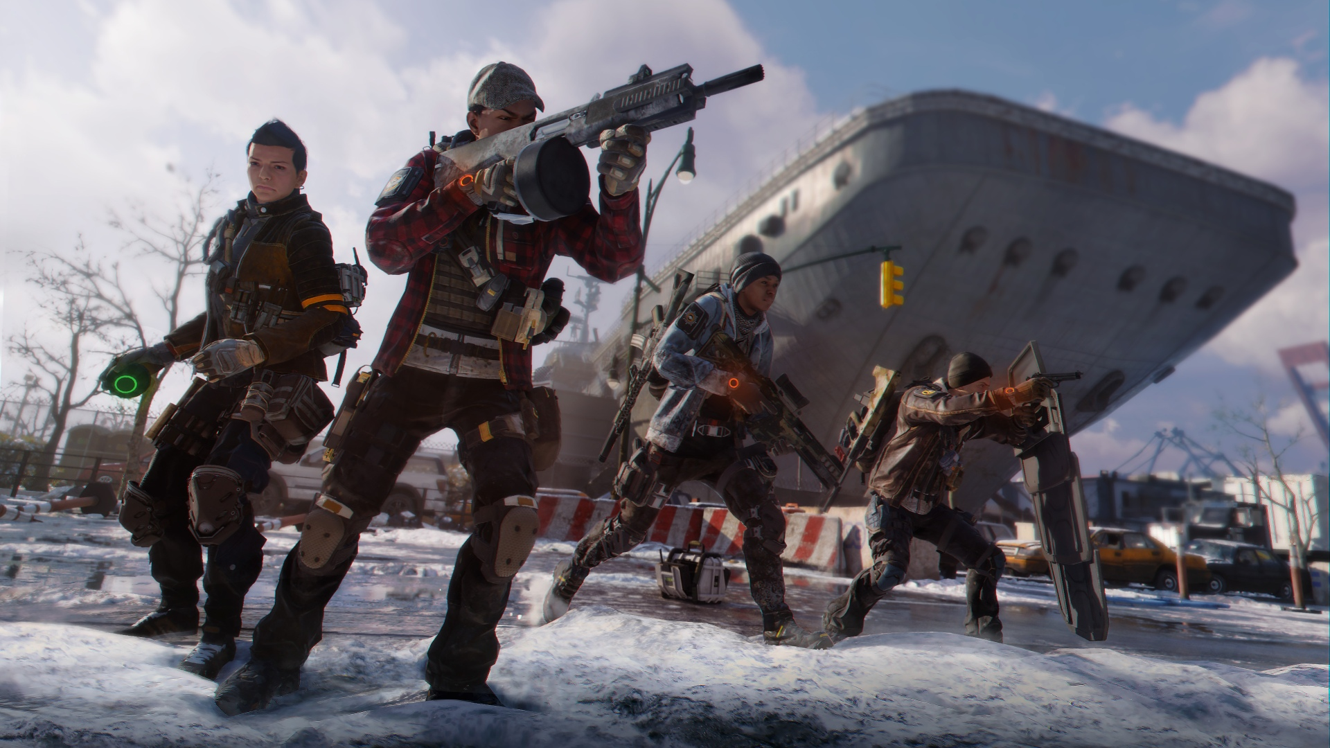 The Division Mobile is coming – but what exactly is it?