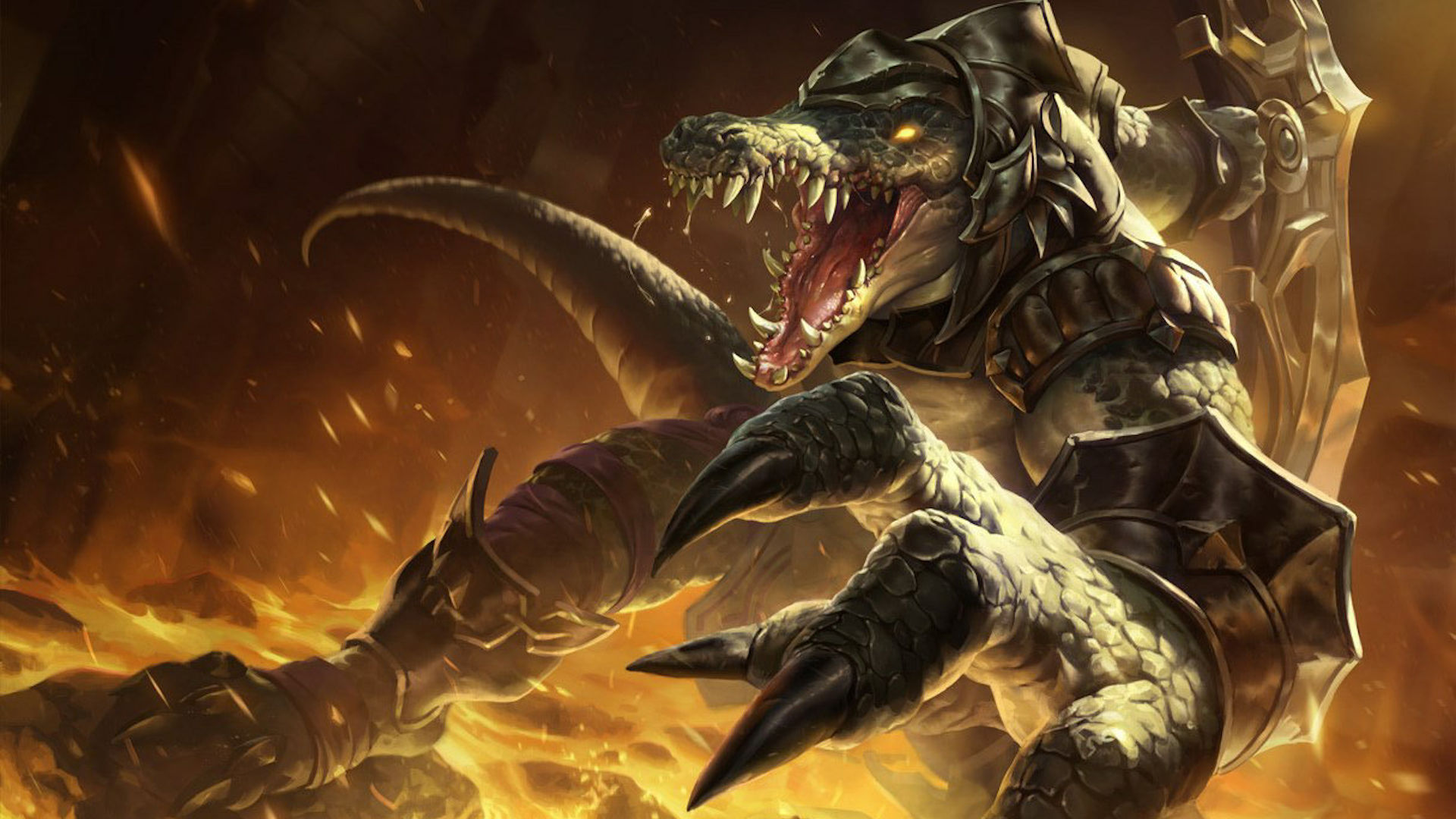 League of Legends: Wild Rift Renekton – release date and build