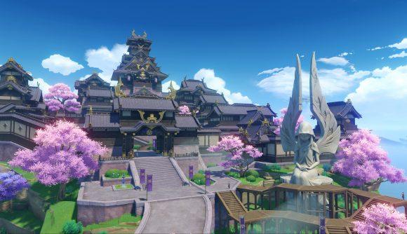 Genshin Impact Inazuma – location, characters, and map