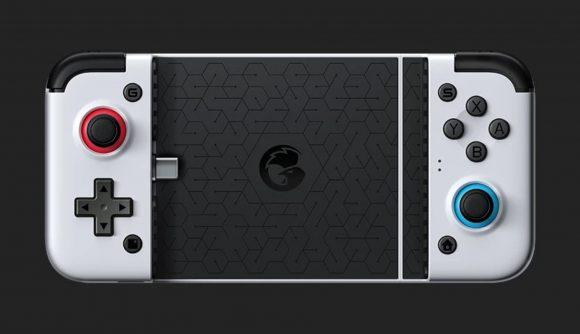 The GameSir X2 Type-C controller