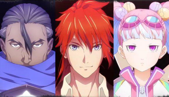 Three Tales of Luminaria characters