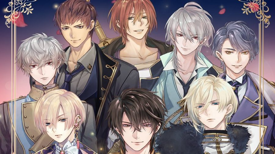All of the Ikemen Prince characters