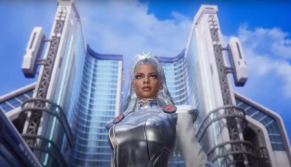 Marvel Future Revolution Storm build, omega cards, outfits, skills, and more